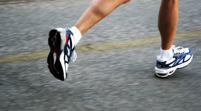 Corrida: tipo de passada e calçado