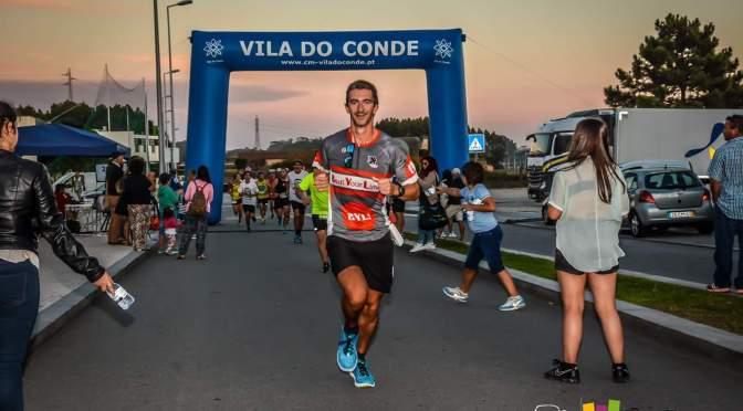 Sunset Running Vila do Conde