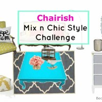 Chairish - Mix n Chic Style Challenge