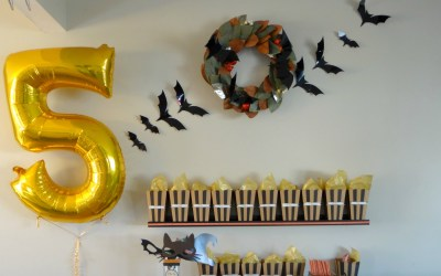 Throwing a Spooktacular Halloween Birthday Party