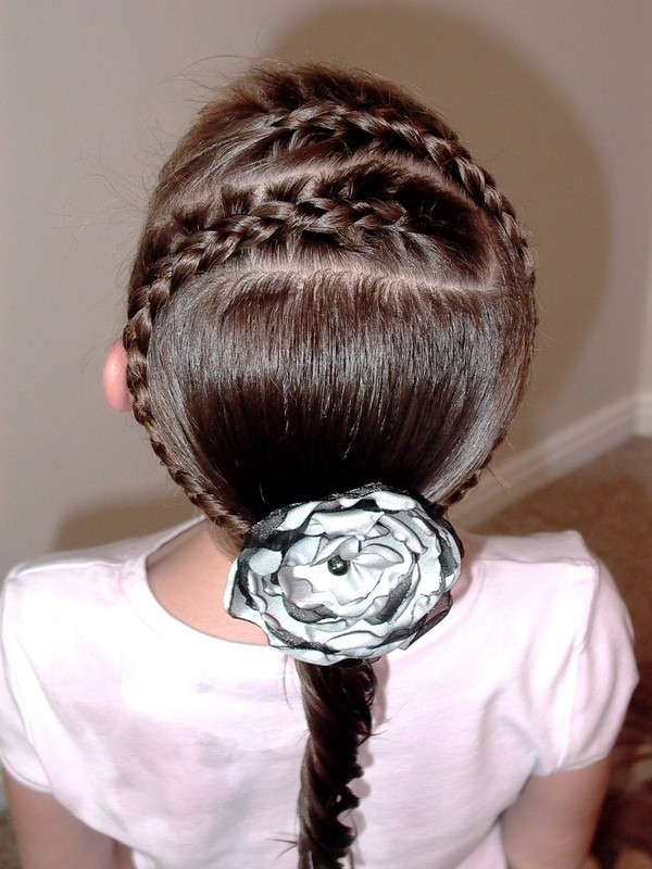 32 Cool and Cute Braids for Kids with Images of 5 by Rebecca