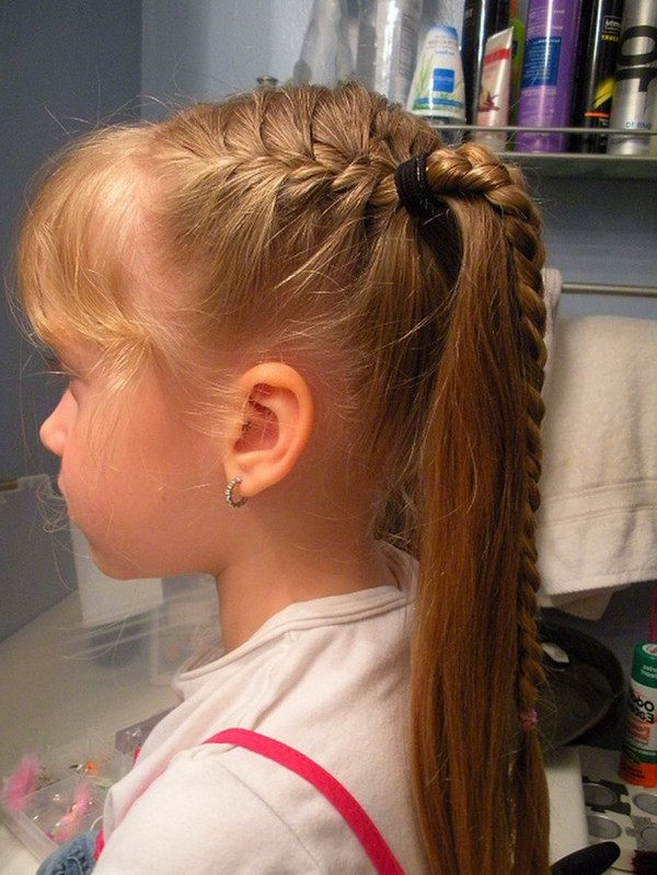 32 Cool and Cute Braids for Kids with Images of 19 by Rebecca