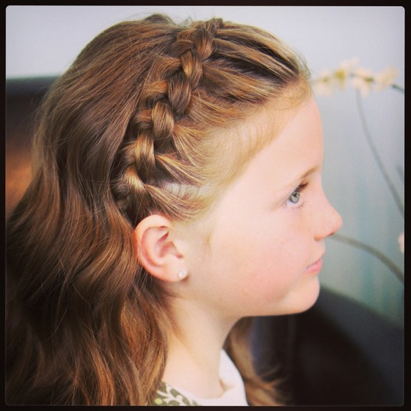 32 Cool and Cute Braids for Kids with Images of 1 by Rebecca