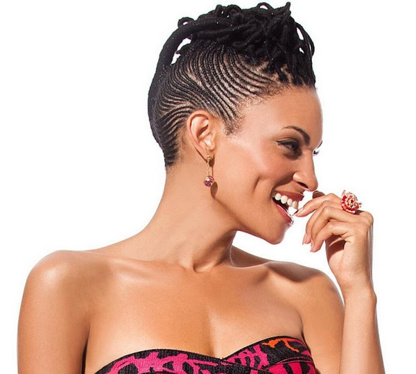 21 Natural Cornrow Hairstyles with Pictures [2017] of 15 by Maria