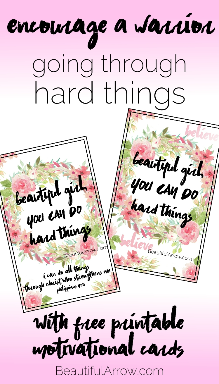 beautiful-girl-you-can-do-hard-things-pin-pic