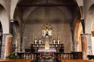 Chiesa di San Giorgio - Varenna, Italy