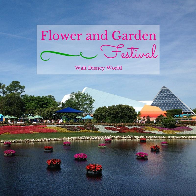 Epcot Flower and Garden Festival – Walt Disney World