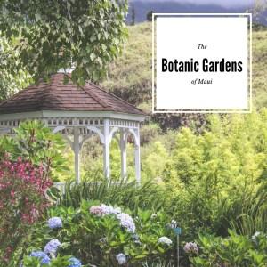 Botanic Gardens of Maui