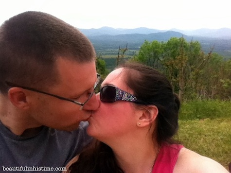 scenic overlook Virginia vacation