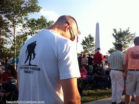 28 NC field of honor dedication