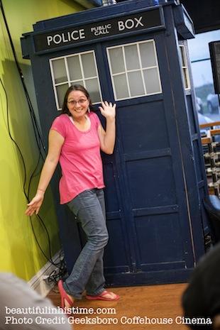 doctor who geeksboro