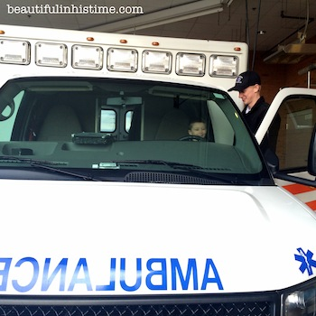 10 ambulance tour