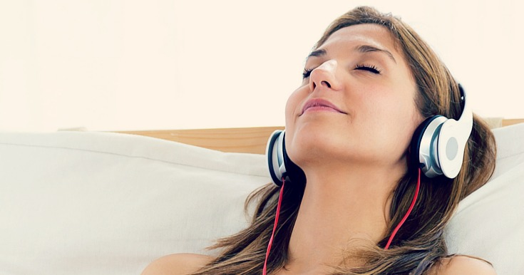 Relaxation apps and CDs to relax during pregnancy and prepare for birth