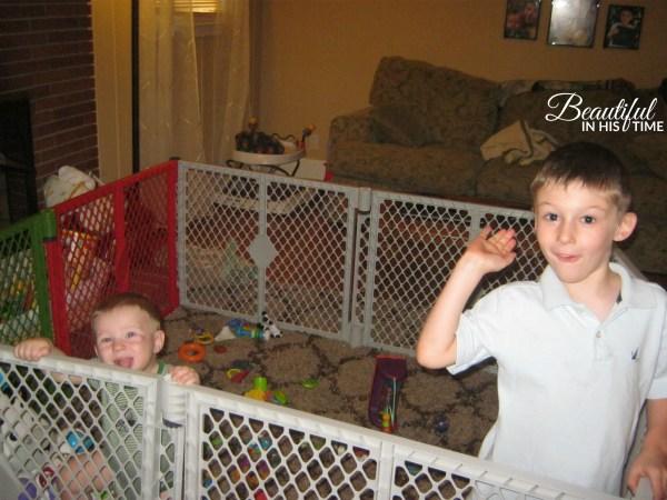 baby jail