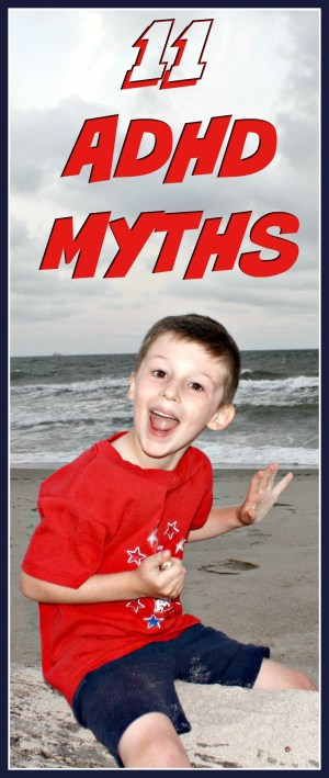 ADHD Myths: 11 Things ADHD is NOT