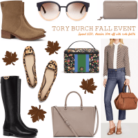 TORY BURCH FALL SALE EVENT + 25 BEST NEW FALL STYLES