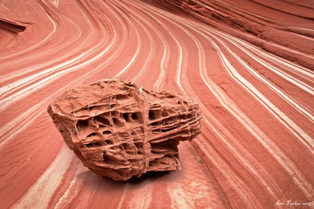 The Wave, Coyote Buttes, Arizona, USA