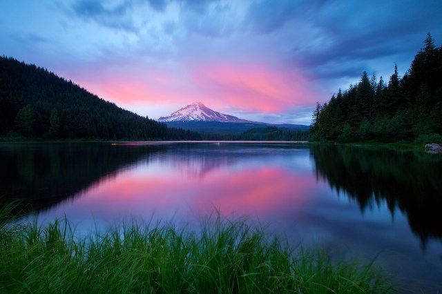 Trillium Lake - Mount Hood, Oregon
