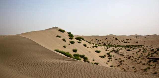 Taklamakan Desert, China