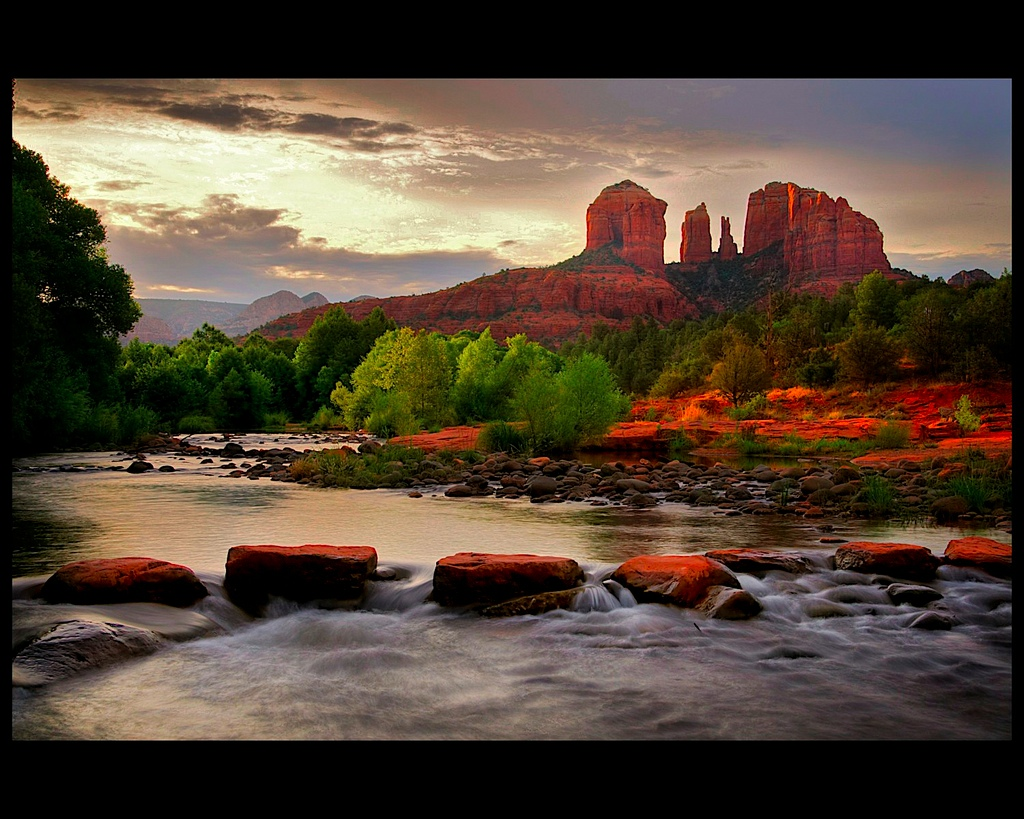 Red rocks of sedona archives beautiful places to for Beautiful places to travel in the us