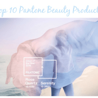 Top 10 Pantone 2016 Beauty Products