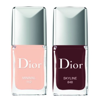 Dior Vernis Skyline Fall 2016 Collection
