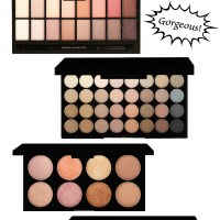 Beauty Spotlight: Makeup Revolution Palettes
