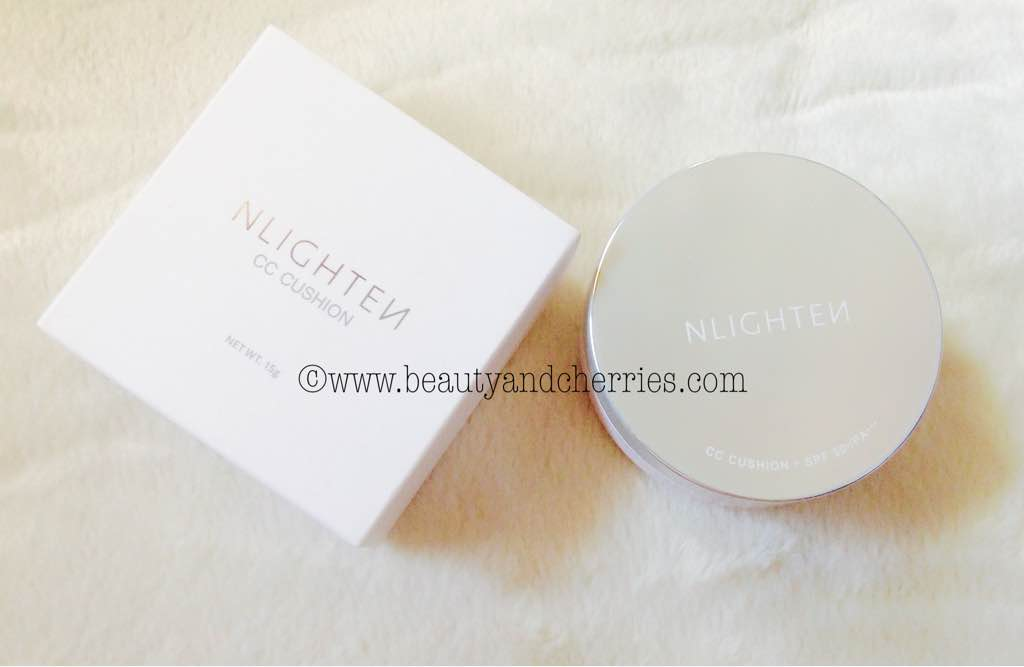 NLighten CC Cushion Review**
