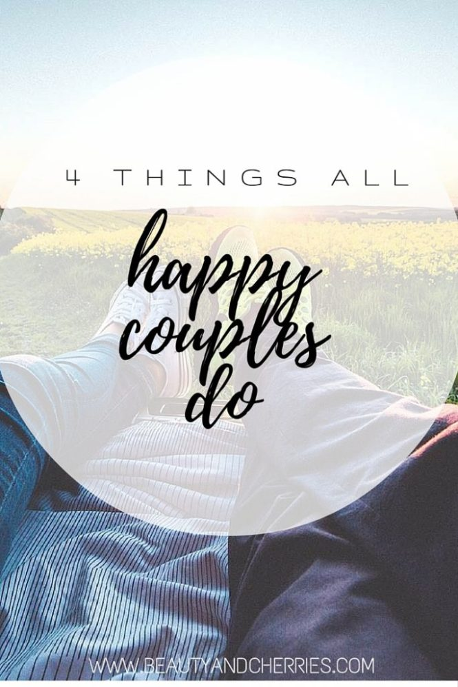 things all happy couples do
