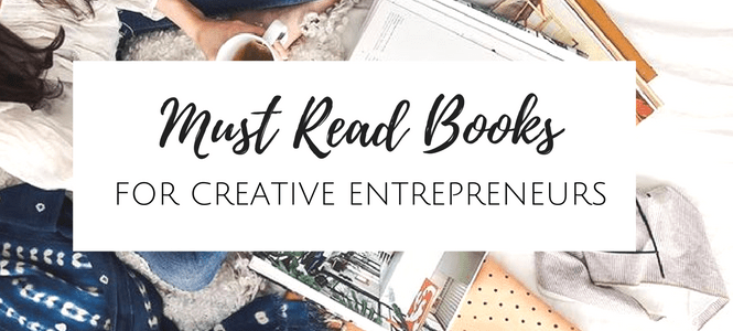 must read books for creative entrepreneurs