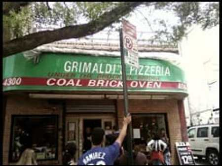 Grimaldi's Pizza Brooklyn