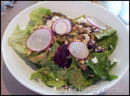Gatherer Salad- The Ravenous Pig