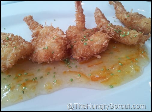 Coconut Crusted Shrimp River City Brewing Co