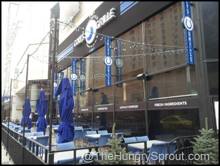 Outdoor tables Indianapolis Colts Grille