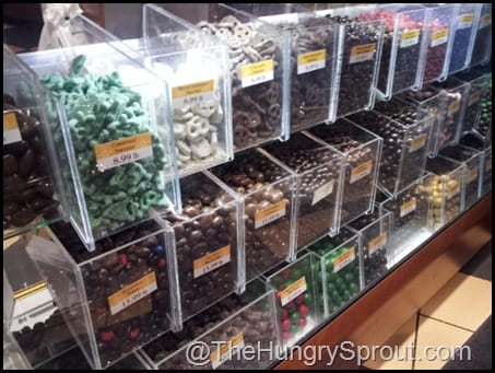 South Bend Chocolate Company candies