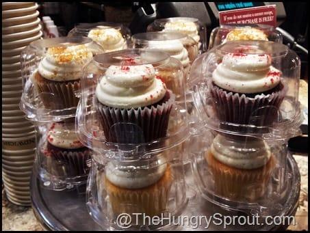 Earl of Sandwich cupcakes