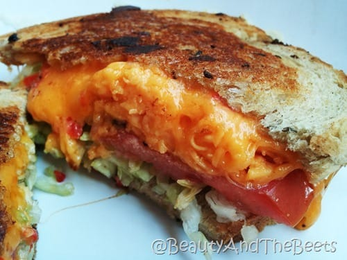 Grilled Pimento Cheese Sandwich