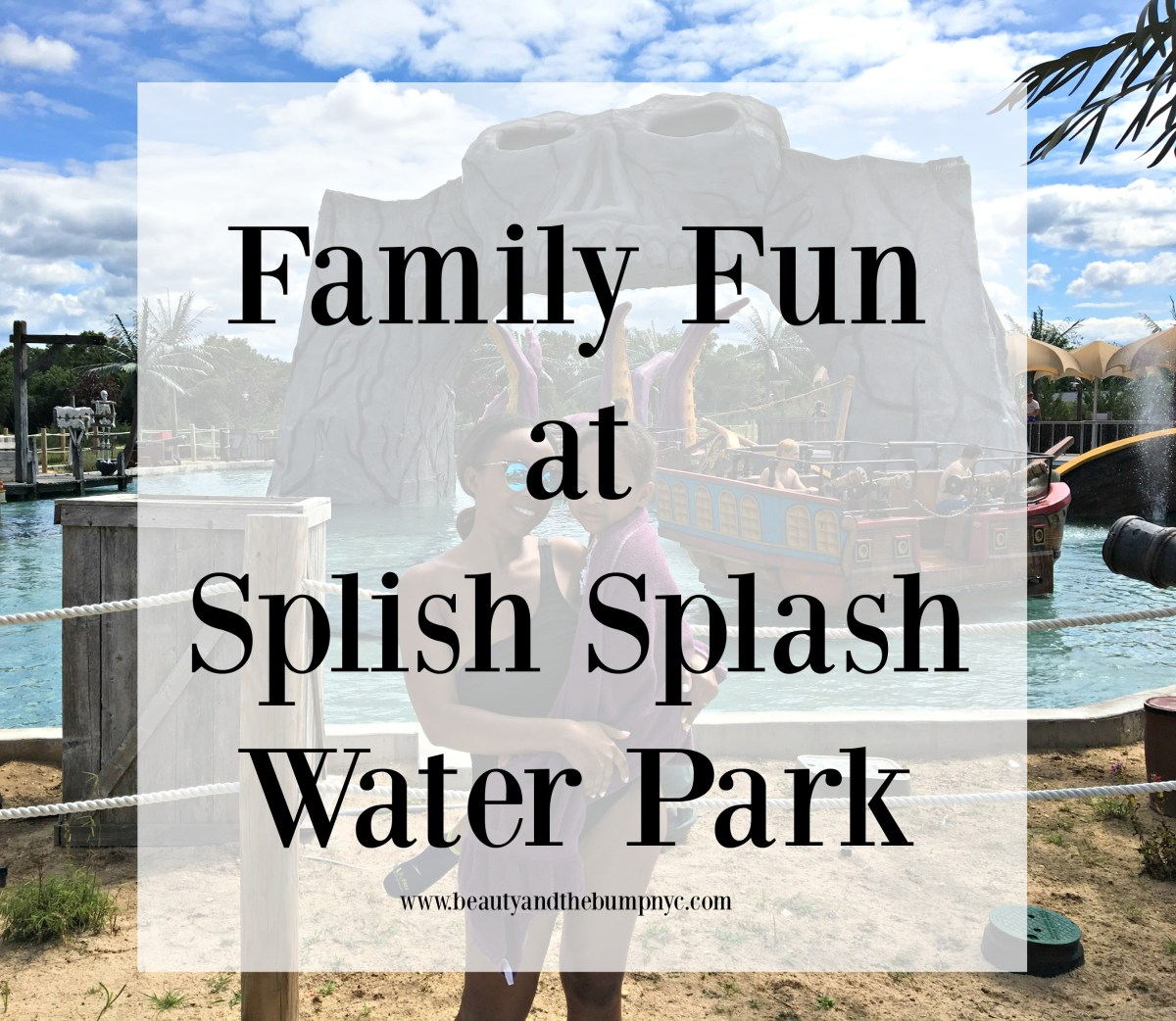 Family Fun at Splish Splash Water Park