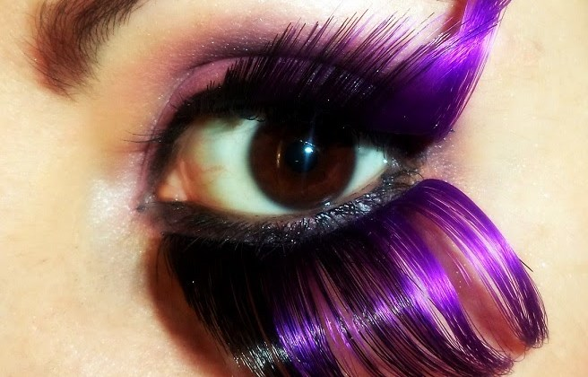 PurpleFeatherLashes
