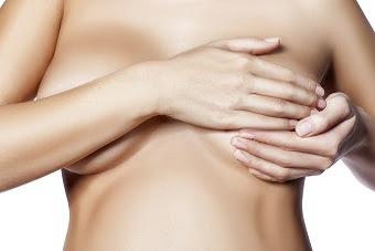 Beautiful nude pregnant woman.