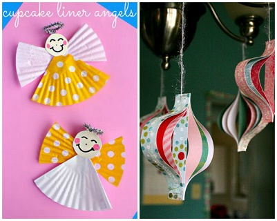 DIY Ideas: Christmas Handicraft for Kids and Joanna's Gifts