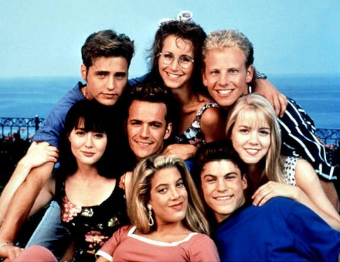 Beverly Hills 90210 Stars Today