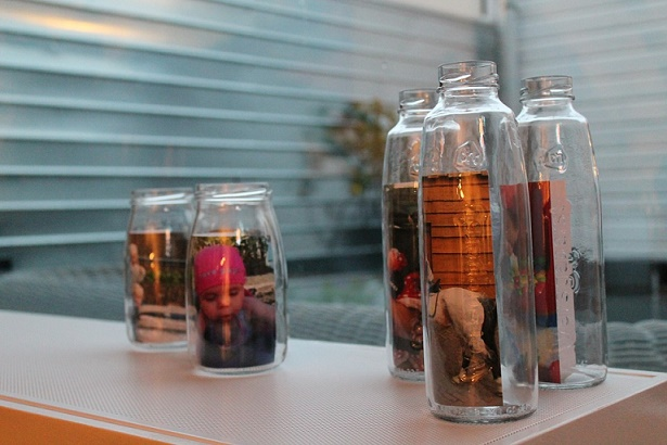 6 Ways You Can Use Bottles to Decorate Your Home