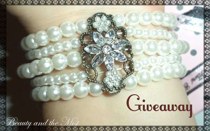 Valentine's Day Giveaway with Victorian Gothic Bracelet (international) - CLOSED