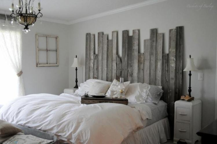 DIY-Rustic-Headboard-For-Your-Master-Bedroom
