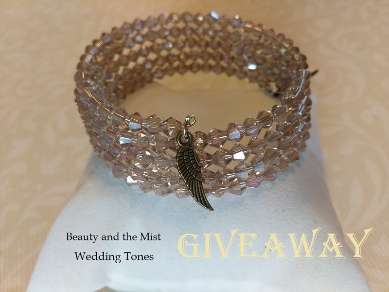 Summer Giveaway with Handmade Crystal Bracelet (international)