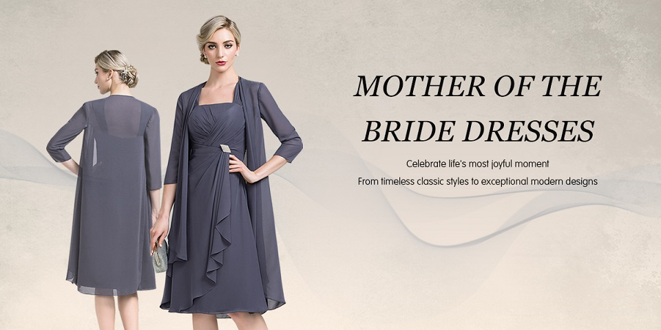 How to find the perfect Mother of the Bride dress to accompany you on the essential journey?