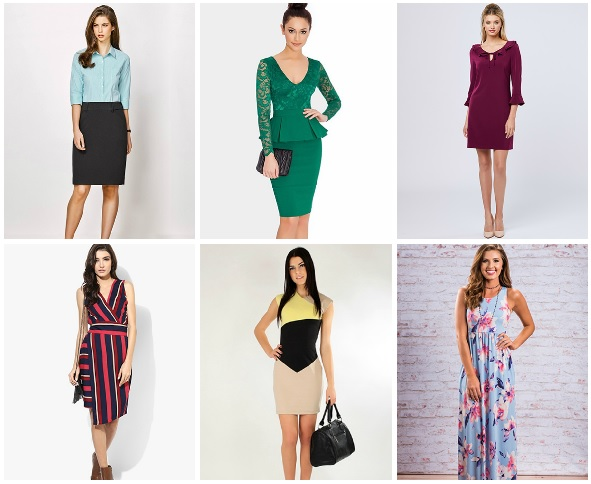 5 Western Dresses to Ace up Your Office Style