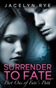 Surrender to Fate Book Cover Art 2