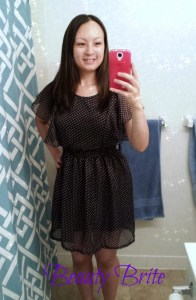 Sweet Polka Dot Dress